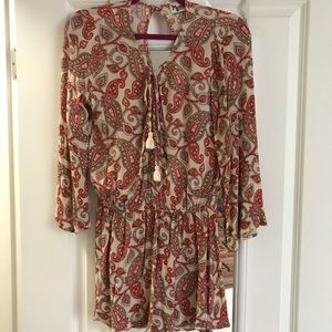 1 DAY FLASH SALE! BNWOT Show Me Your Mumu Romper